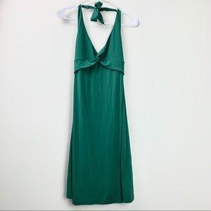 BCBG maxazria halter dress